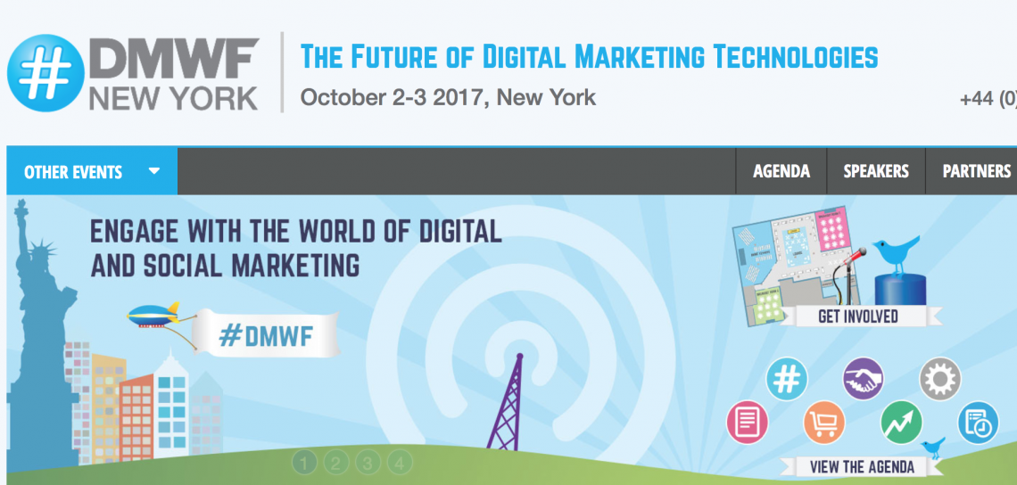 #DMWF New Yourk