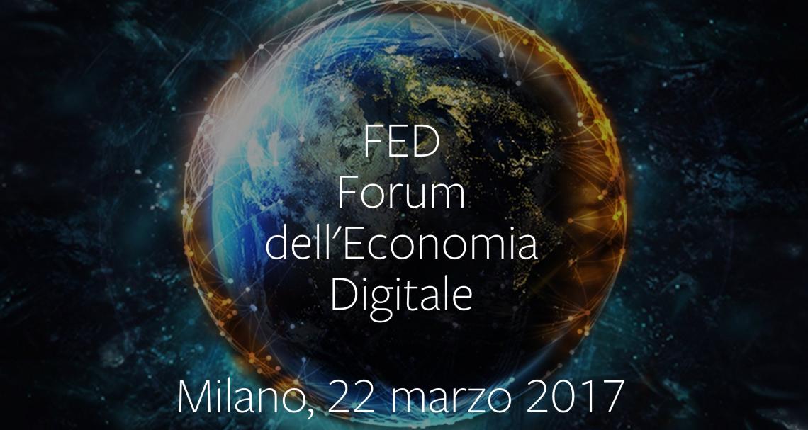 FED - Forum dell'economia digitale